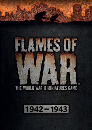 Photo of Flames of War Rulebook 4th Edition (BP-FW007)