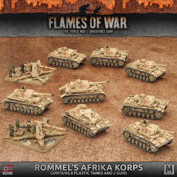 Photo of Rommel's Afrika Korps (GEAB14)