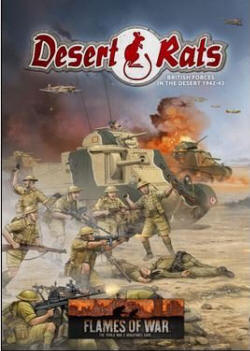 Photo of Desert Rats Army Book (BP-FW241)