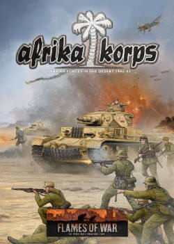 Photo of Afrika Korps Army Book (BP-FW242)