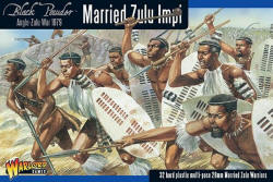 Photo of Married Zulu Impi (WGZ-30201460)
