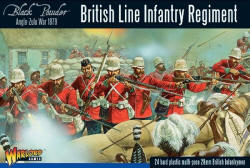 Photo of British Line Infantry Regiment (WGZ-30201460)