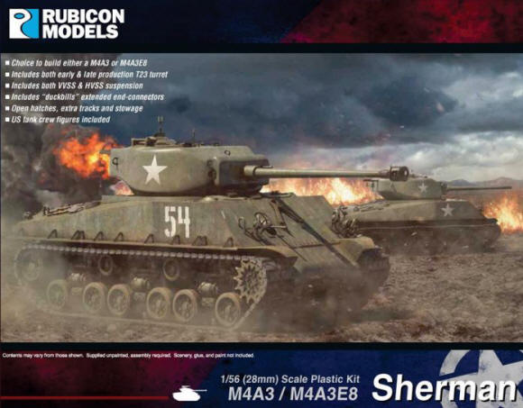 Photo of M4A3 / M4A3E8 Sherman (RU280042)