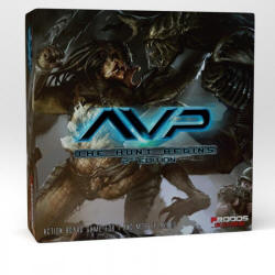 Photo of AvP The Hunt Begins Second Edition (AVP002)
