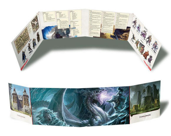 Photo of DM Screen: Tyranny of the Dragon (D&D73701)