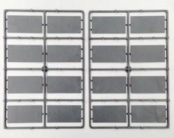 Photo of 60mm x 30mm Plastic Bases  (BASE17)