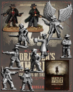Photo of Dracula's America: Twilight Order Posse (DracAm003)