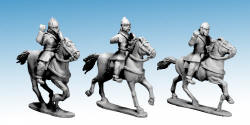 Photo of Sub Roman Unarmoured Cavalry with Spears (CSB011)
