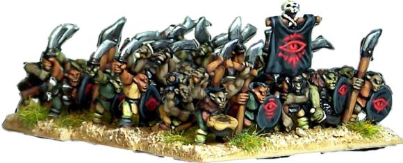 TM1 - 10mm Orcs