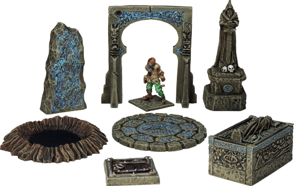 Ulterior Motives Terrain Set