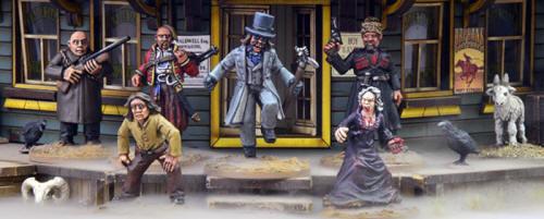 Photo of DMH Gang - The Count (DMHG-CNT)