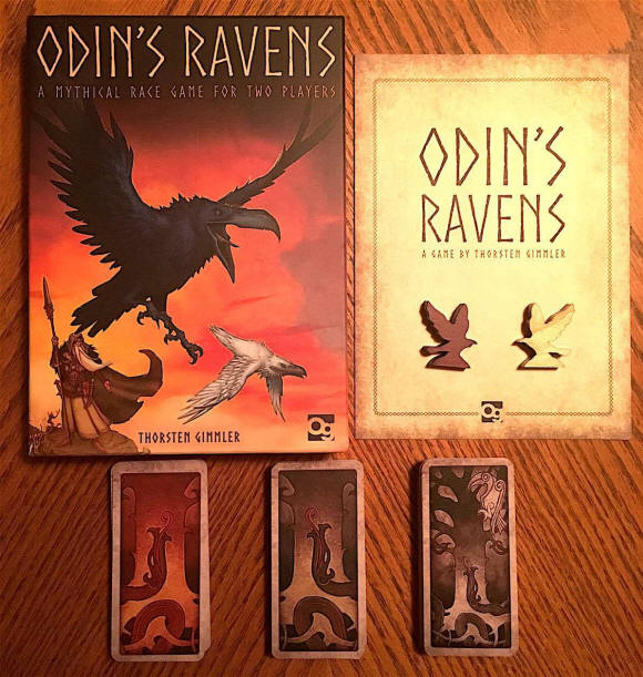 Photo of Odin's Ravens (OGBOX03)