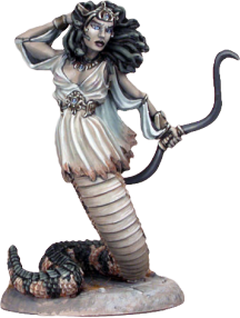 Photo of Gorgon with Bow (DSM7411)